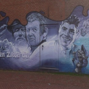 Graffiti in Limburg