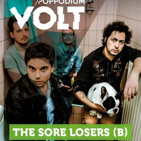 The Sore Losers - 8 november - Ernesto's