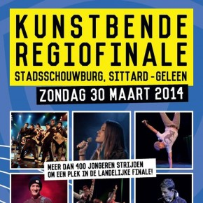 24 Heartbeats voor Kunstbende 2014. Over Elvis, Madi, The Rolling Stones, Jan Smeets, Stuif es in, etc. . .