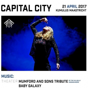 Capital City – Visions of Moresnet – 21 april 2017 – Kumulus Maastricht.